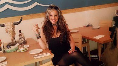 Aura Cristina Geithner alteró las redes sociales con inédito video