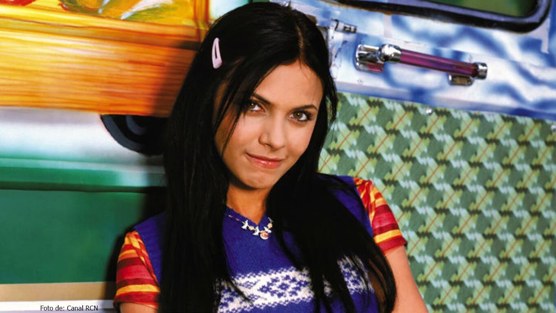 Cambios físicos de Jery Sandoval actriz de María en Los Reyes