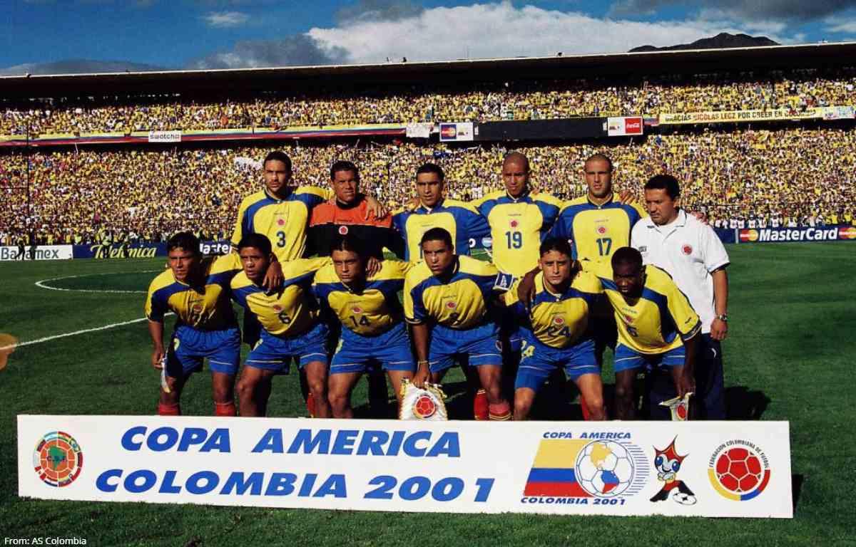 ¿Cómo le fue a Colombia en única Copa América que organizó?