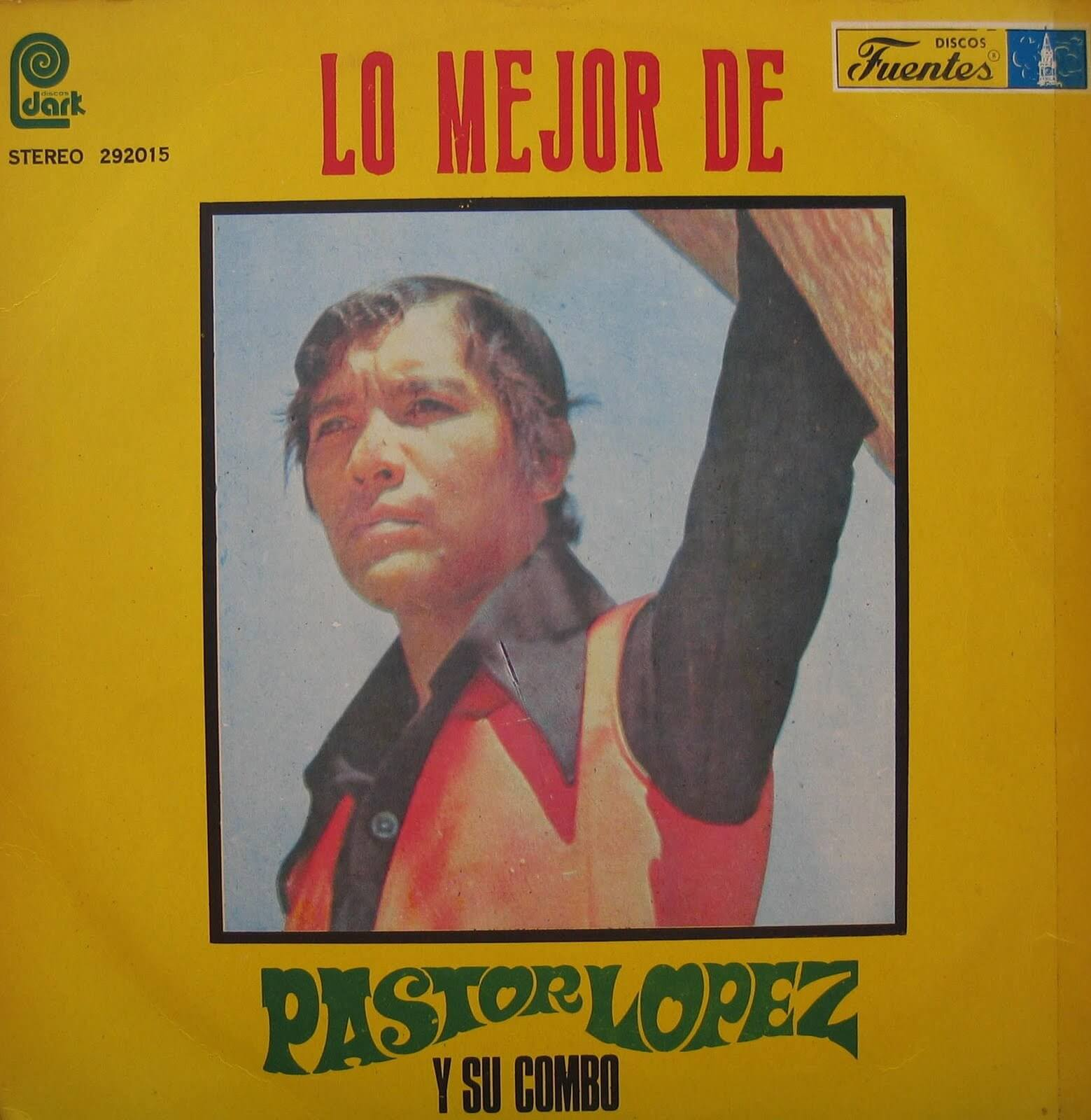 Álbum de Pastor López