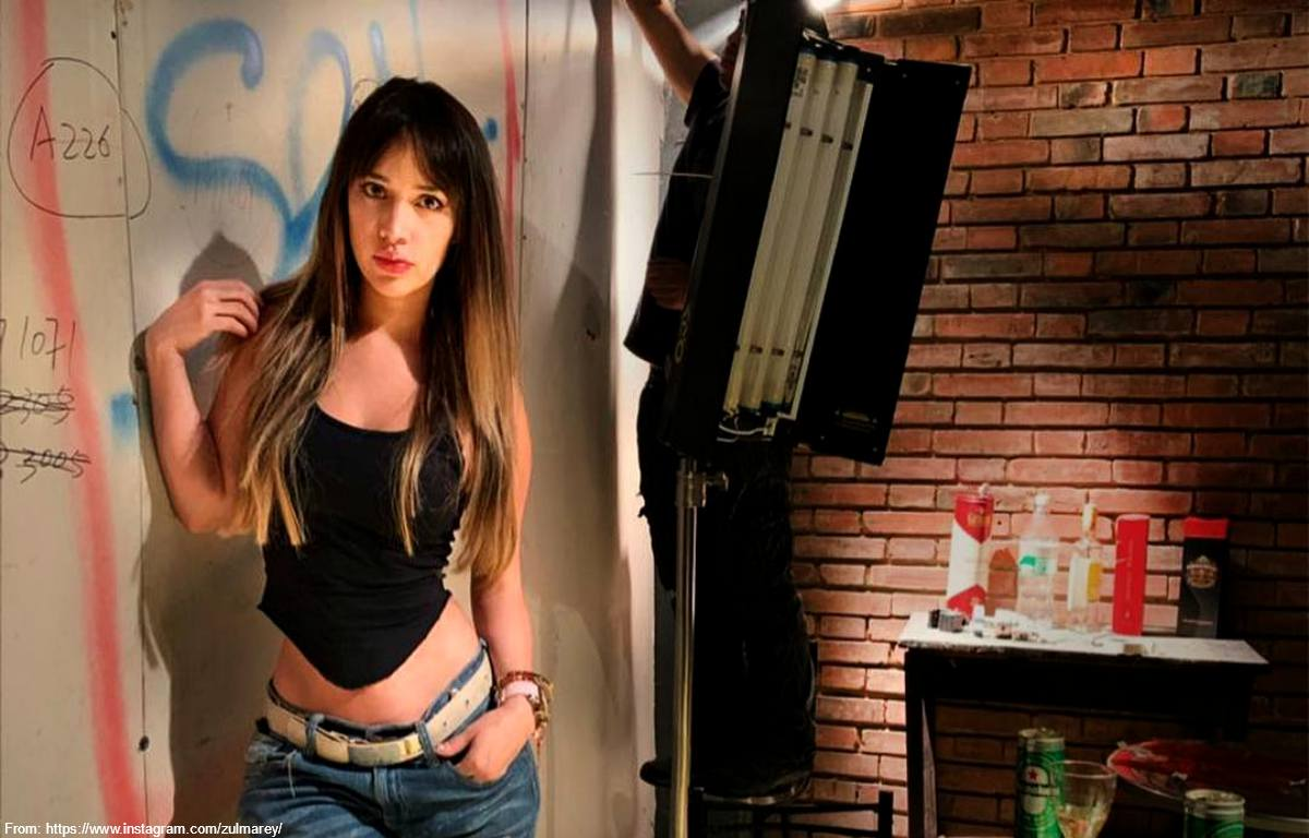 Grave denuncia de Zulma Rey contra actor por brutal maltrato