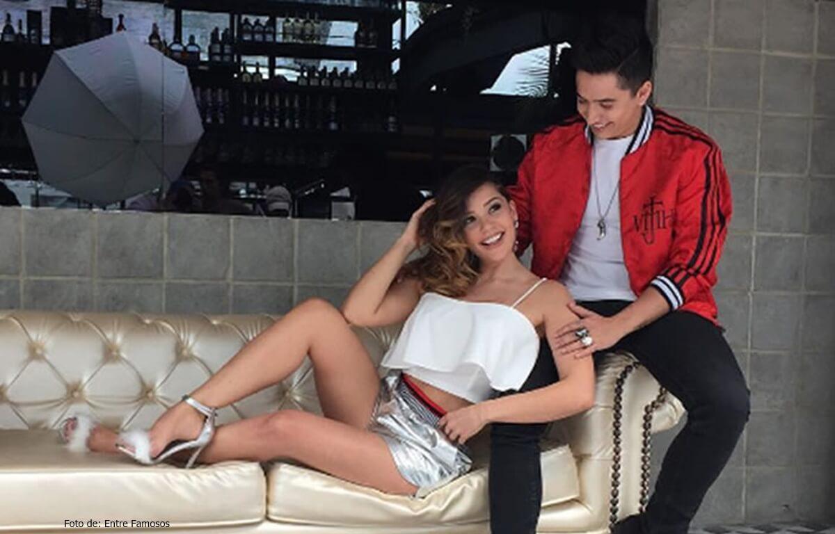 ¿Hay problemas entre Lina Tejeiro y Andy Rivera?
