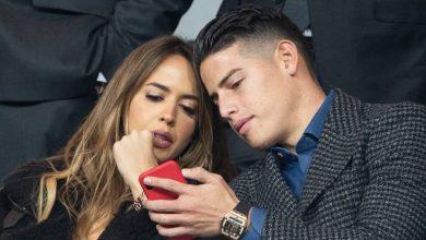 ¿James Rodríguez y Shannon de Lima de vacaciones con Salomé?