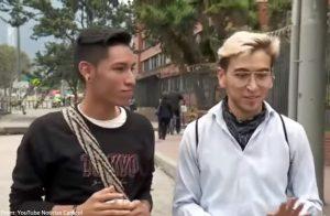 Nuevo testigo da otra versión sobre pareja gay en Andino