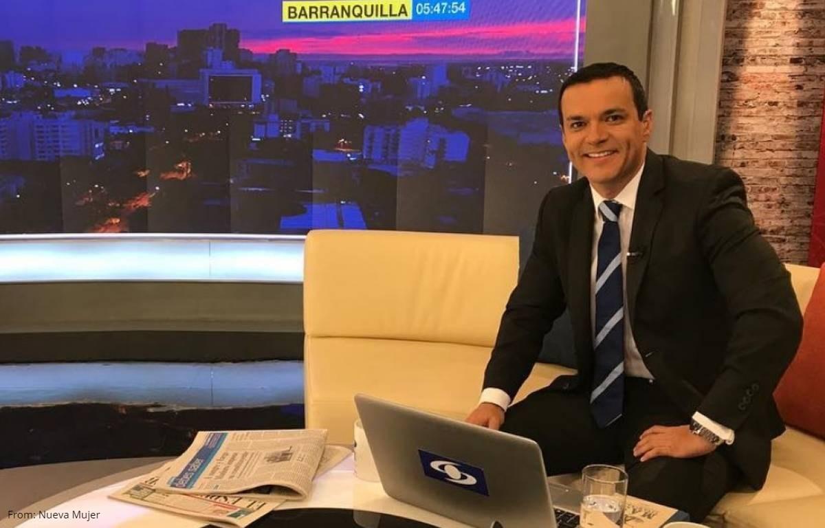 Revelado por qué Juan Diego Alvira se ausentó en Caracol