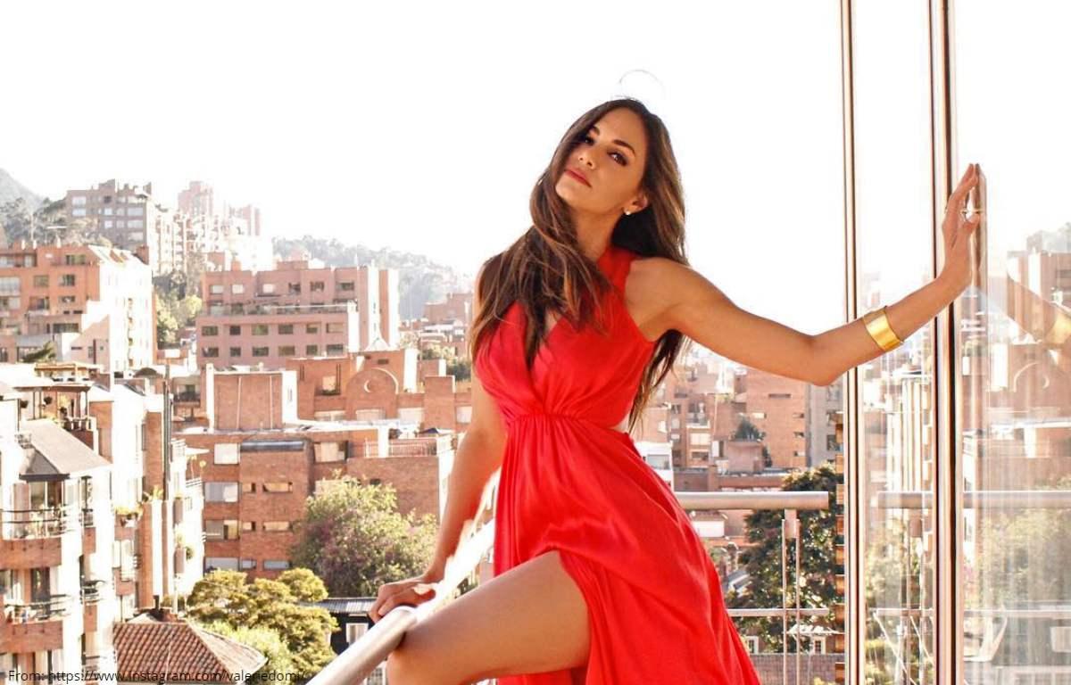 Valerie Domínguez salió sin brasier y fue furor en redes sociales