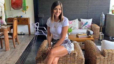 Andreina Fiallo encendió las redes sociales con sensuales fotos
