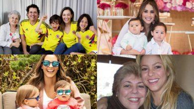 ¿Cómo celebraron el Día de la Madre los famosos?
