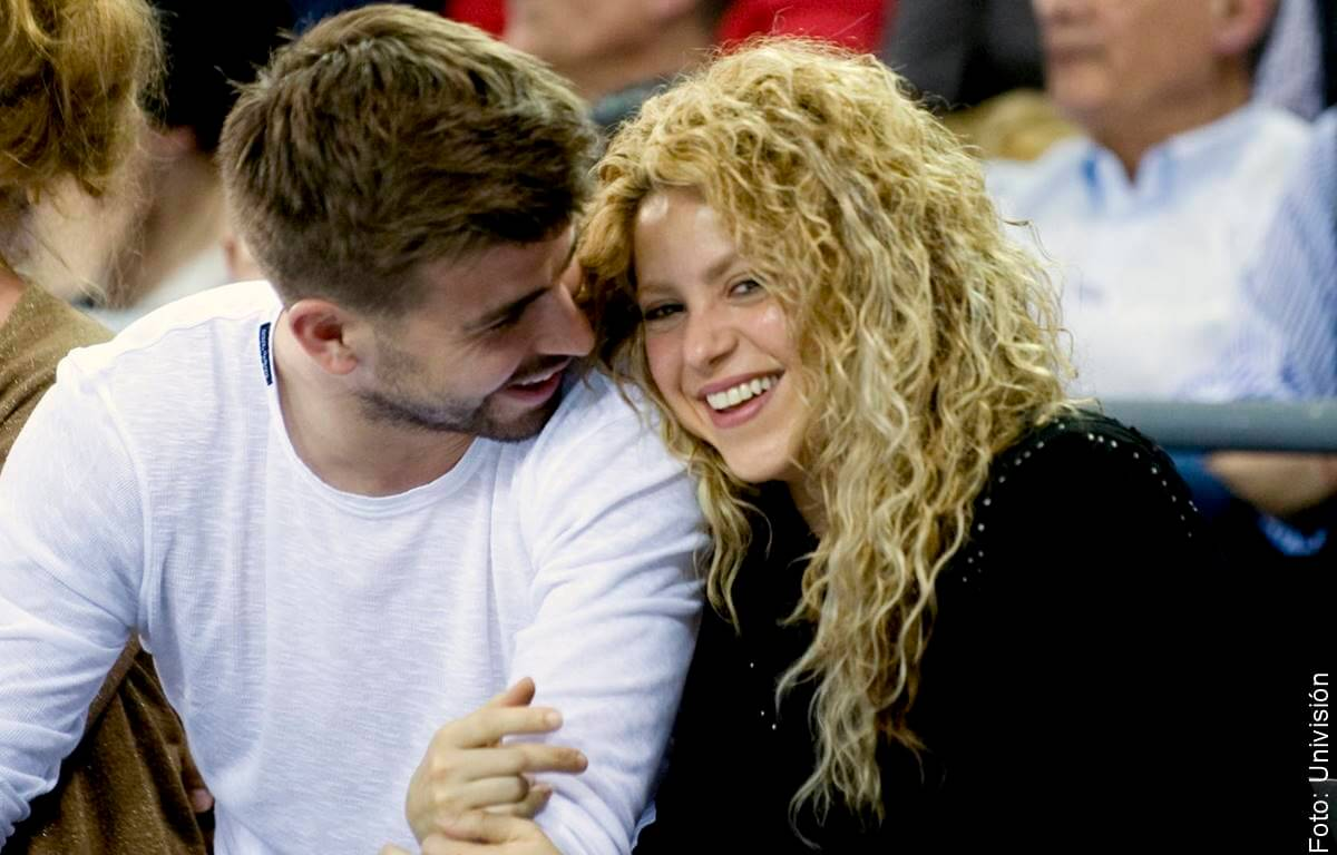 ¿Fotos de Shakira embarazada de su tercer hijo?