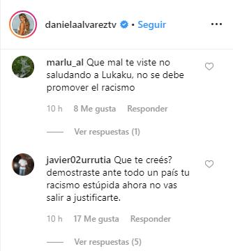 Usuarios reclaman a la presentadora por su supuesto acto de racismo