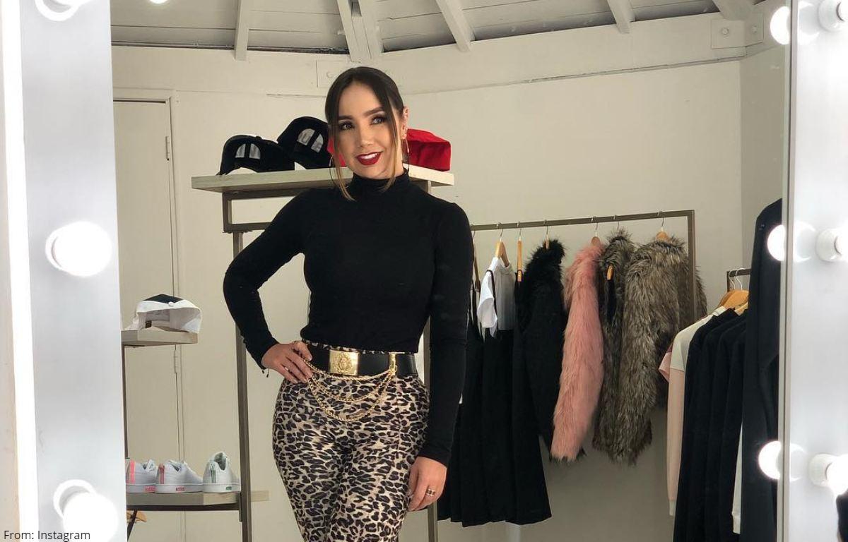 Paola Jara quedó boquiabierta con extraña propuesta indecente