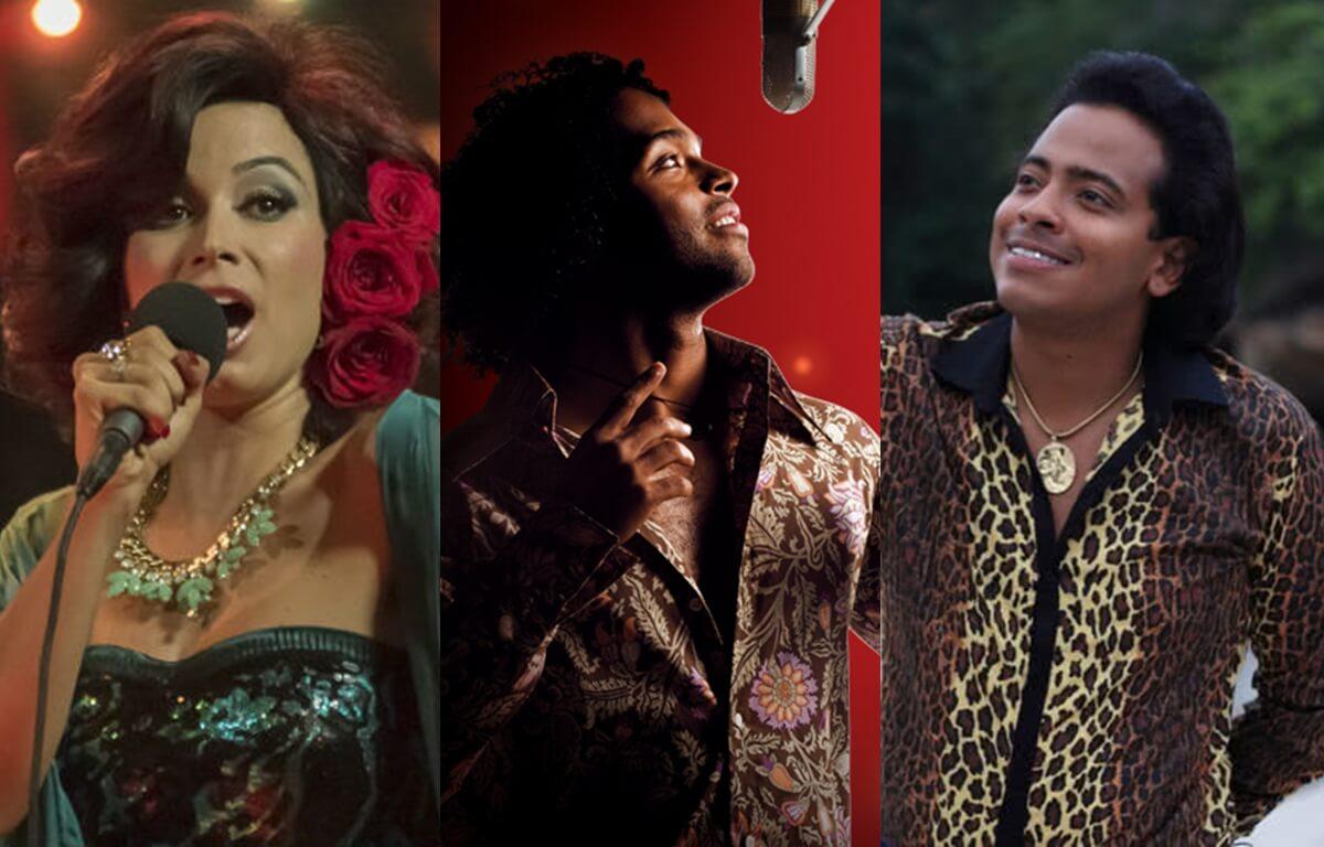 ¿Actores que hicieron de cantantes se parecen a los reales?