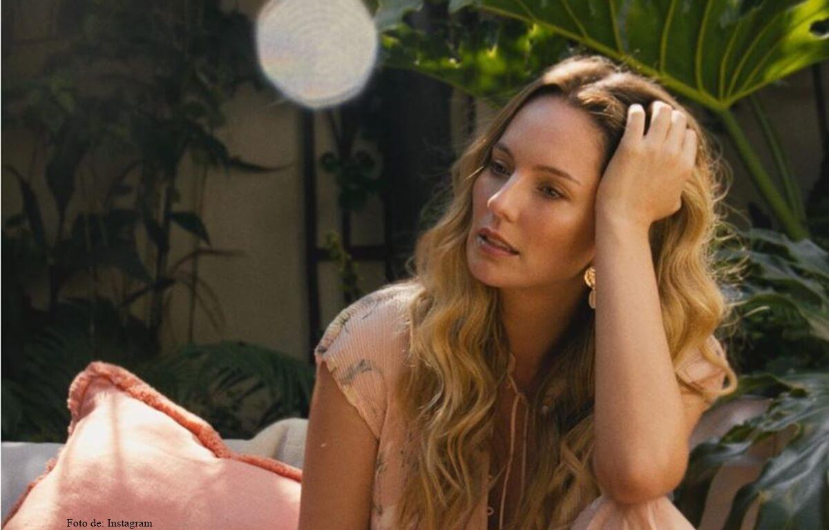 Claudia Bahamón confesó un secreto sobre su cola