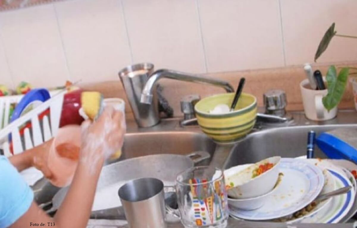 Consejos para lavar la loza más rápido con jabón en pasta