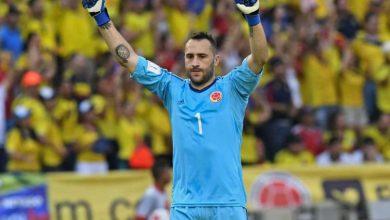 ¡David Ospina da la sorpresa en la Selección Colombia!