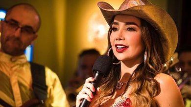 El cuerpo Paola Jara se robó el show en Un Bandido honrado