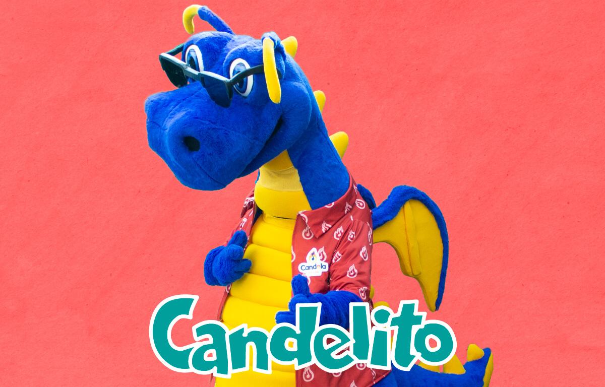 Fotos de Candelito con la Familia Candela