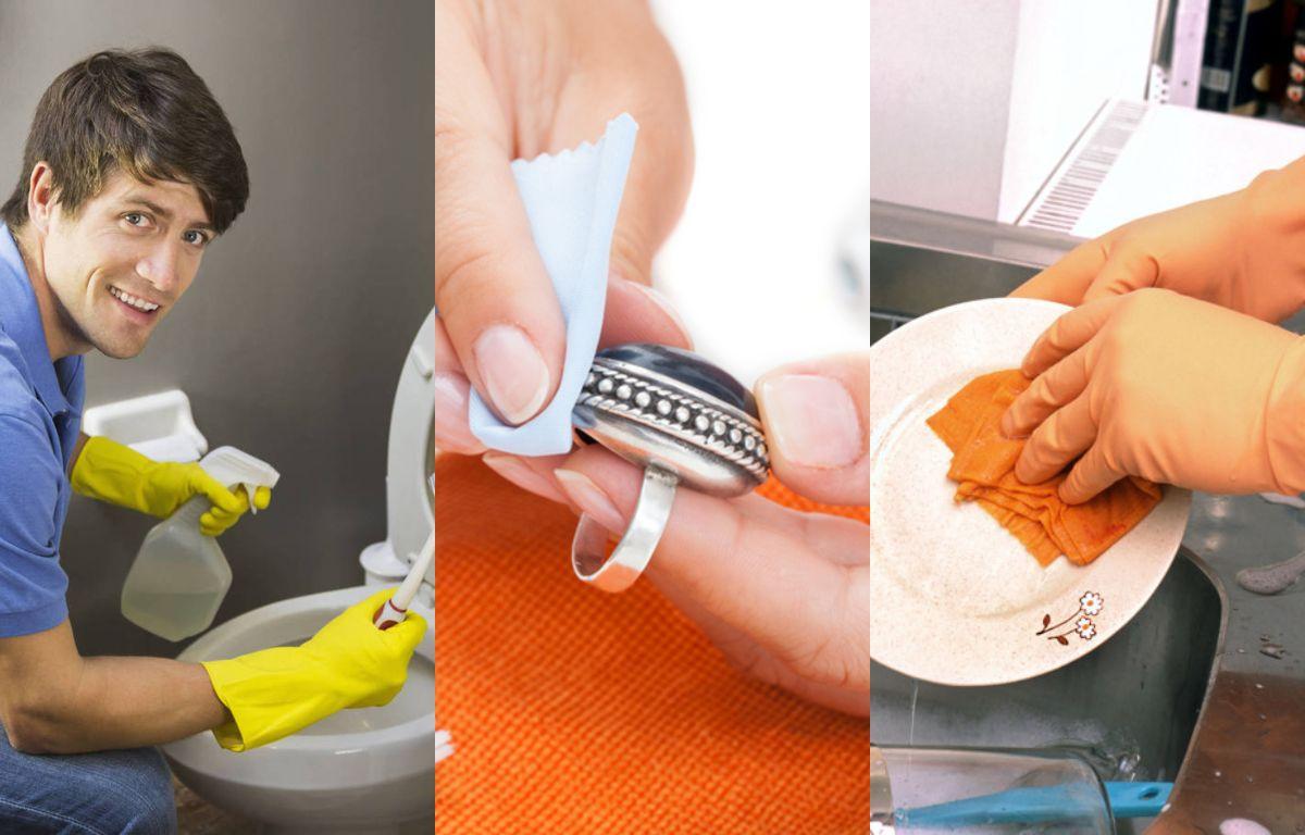 Los otros increíbles usos que tiene el jabón de loza en pasta