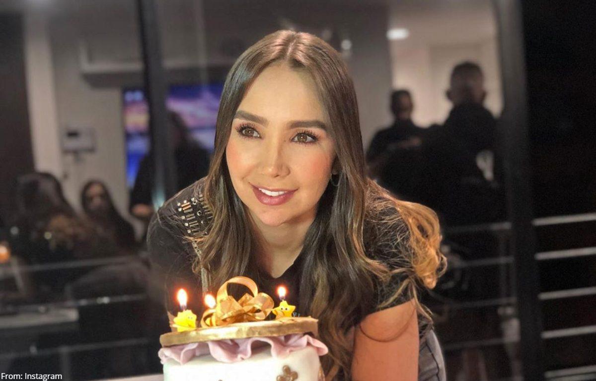 """¿Paola Jara """"come años""""? Una foto abrió el debate"""