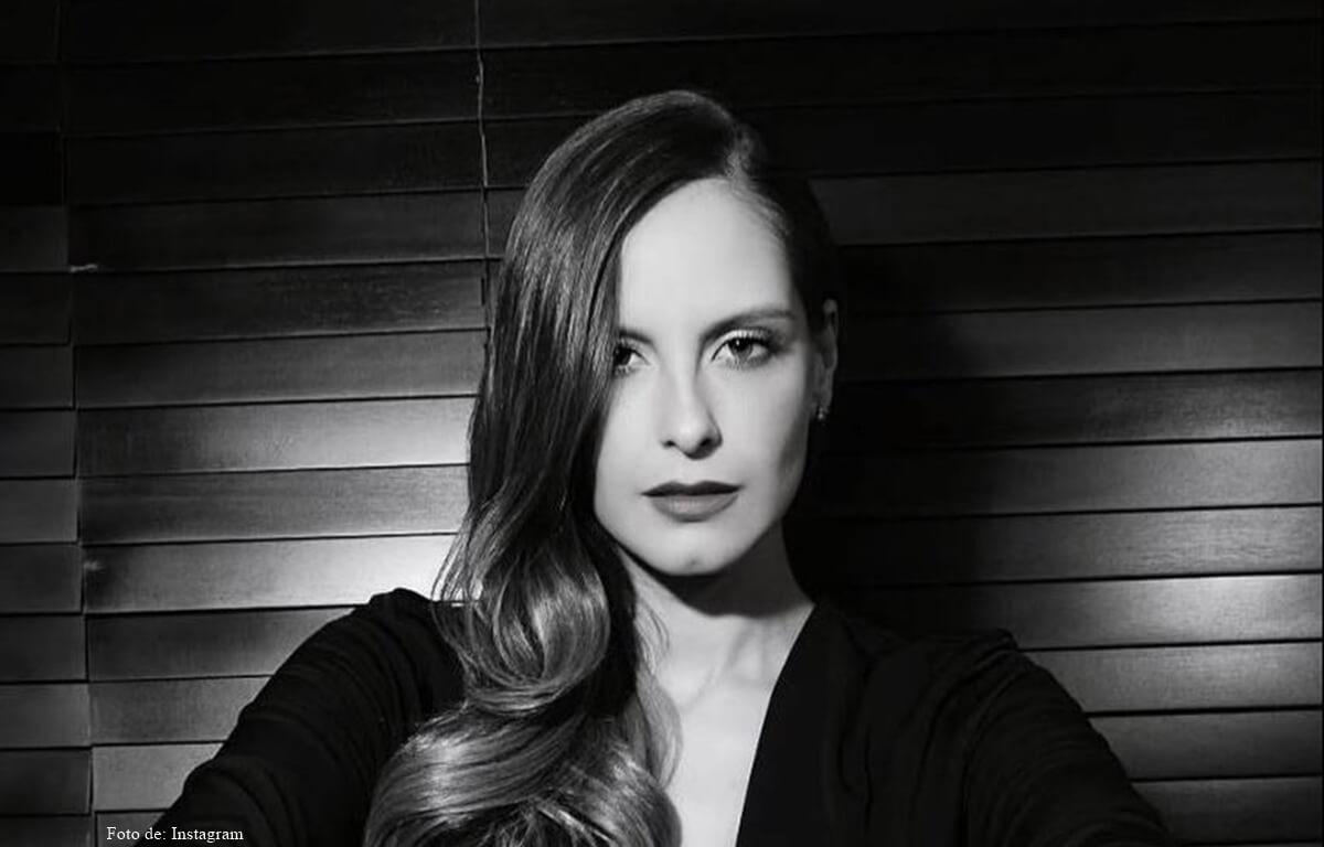 Reapareció Laura Acuña después de la muerte de Jota Mario
