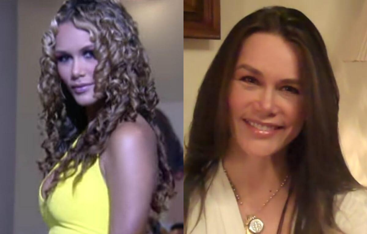Antes y después de Amada Rosa