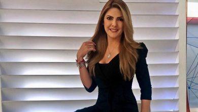 Ana Karina Soto presume escultural cuerpo en la playa