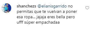 crítica a Elianis