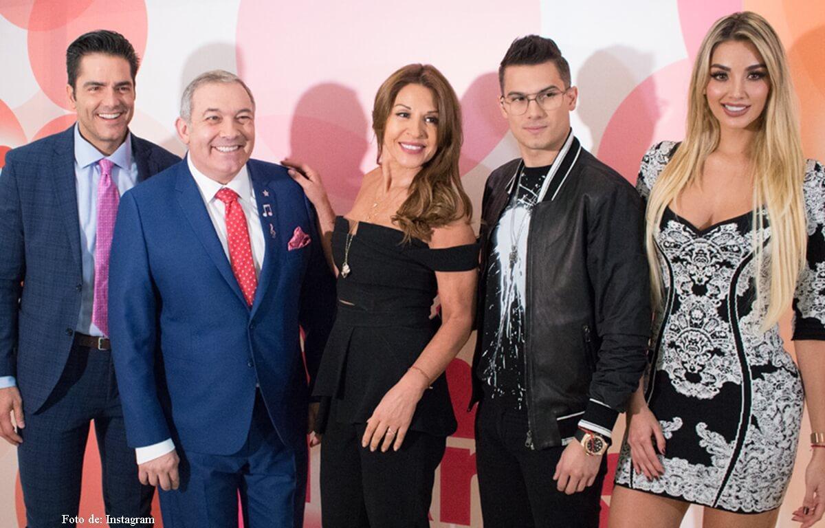 Ellos son los presentadores de Yo me llamo 2019