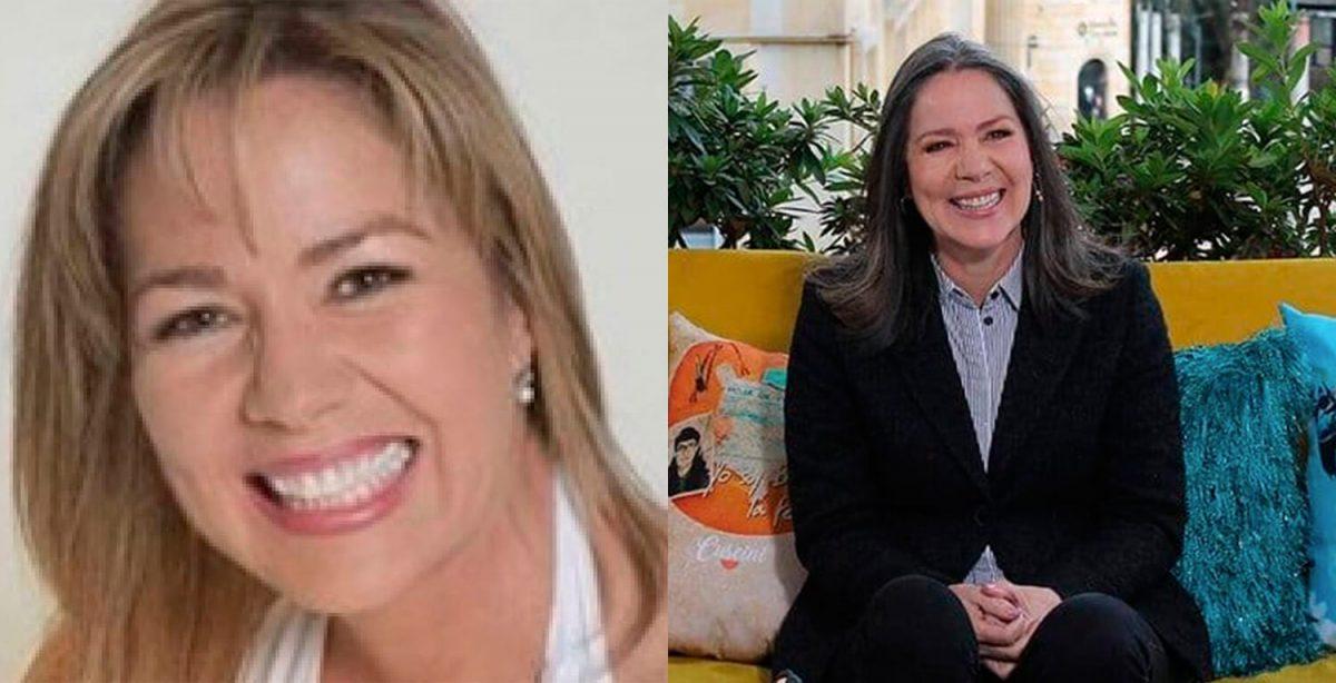 Foto de Haydée Ramírez antes y después