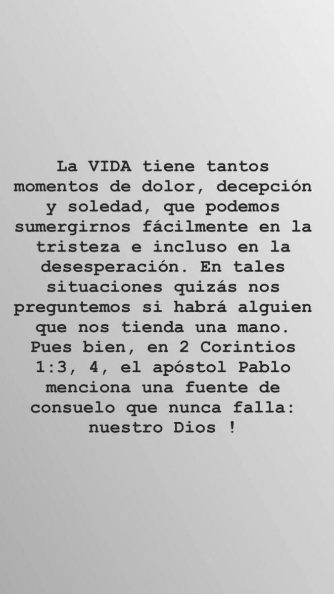 Indirecta de Daniela Ospina a James Rodríguez