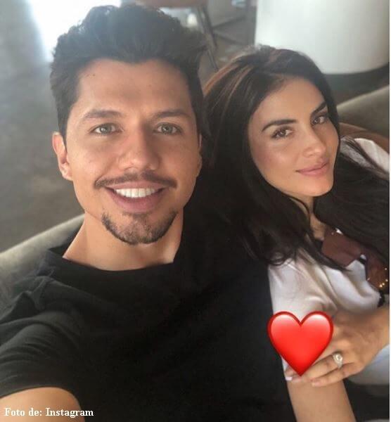 Jessica Cediel se casa con su novio