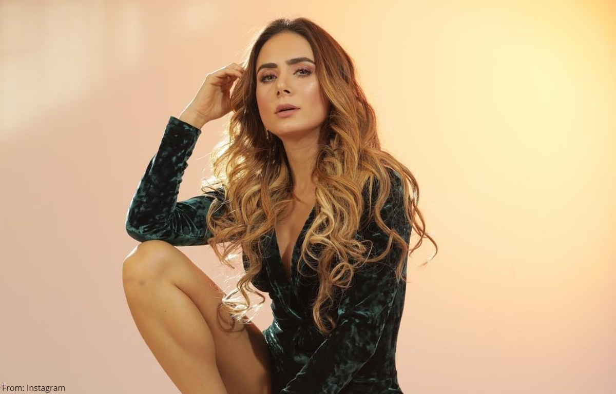 Johanna Fadul lució sensual bronceado e incendió las redes