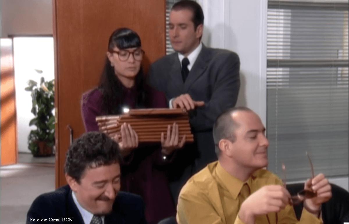 Los memes de Betty la fea por la junta directiva