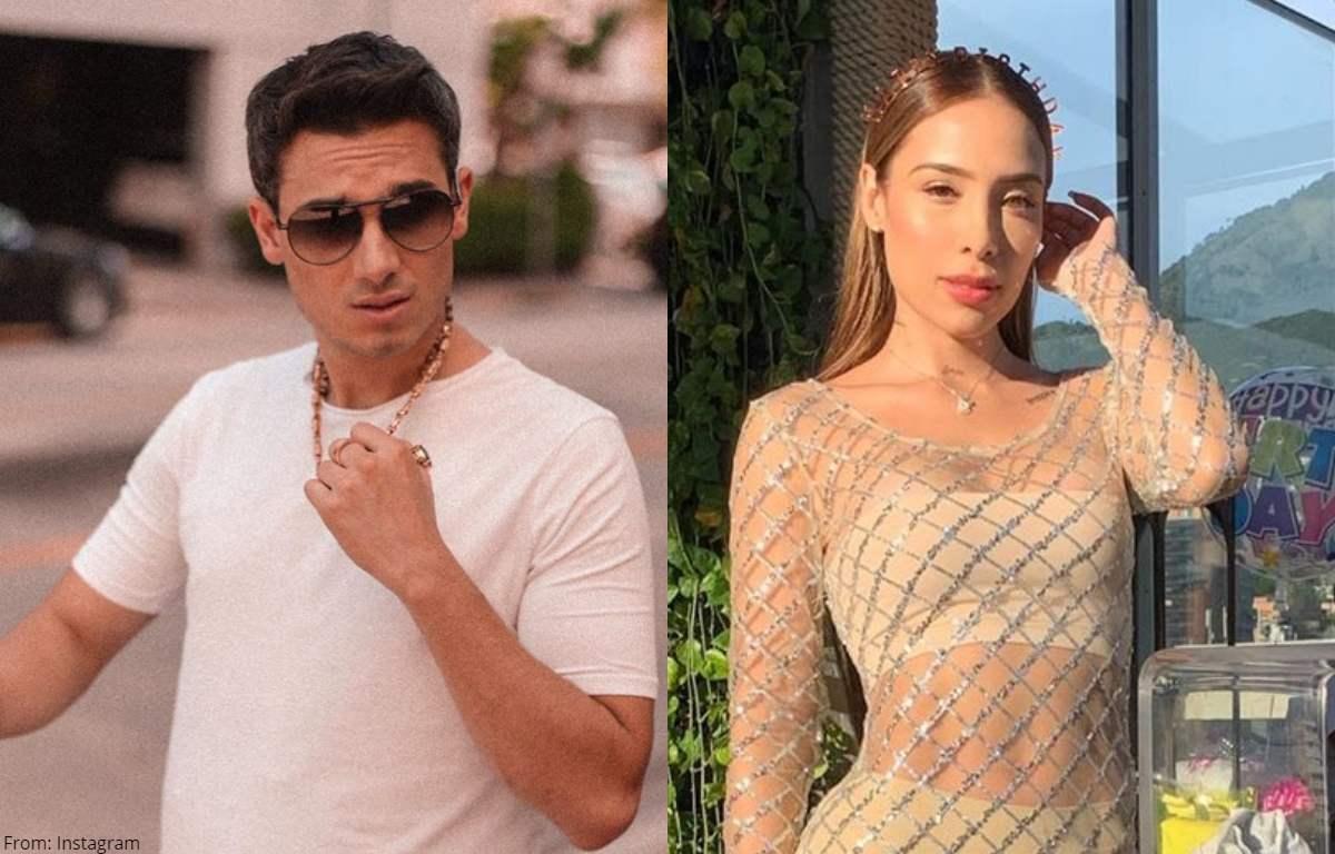 ¿Pipe Bueno y Luisa Fernanda W están juntos en el exterior?
