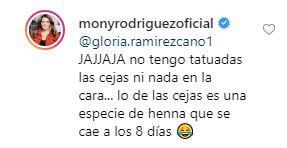 Respuesta de Mónica