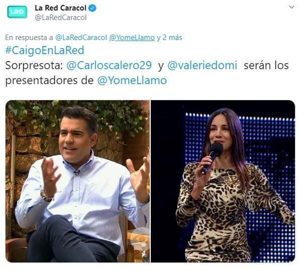 Tweet de La red