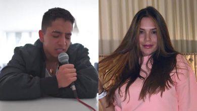 ¿Andy Rivera canta entusado por Lina Tejeiro?