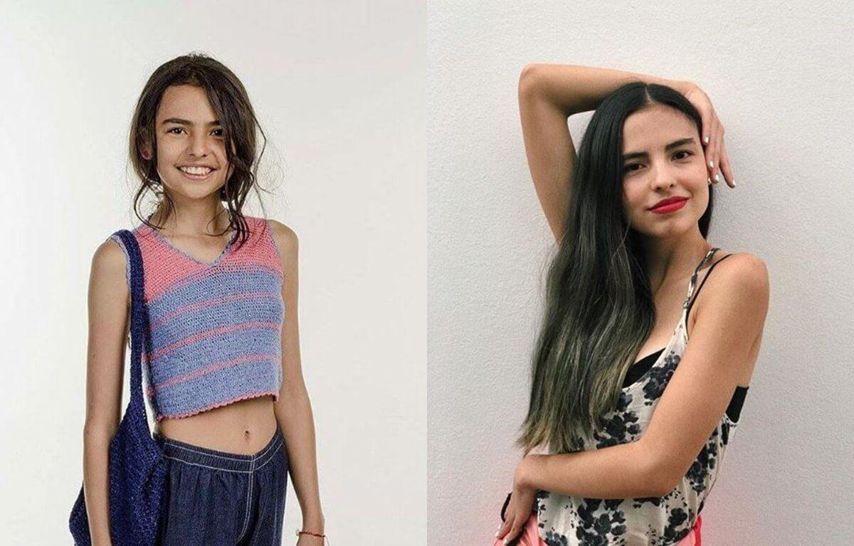 Antes y después de la actriz que interpretó a Lady Tabares