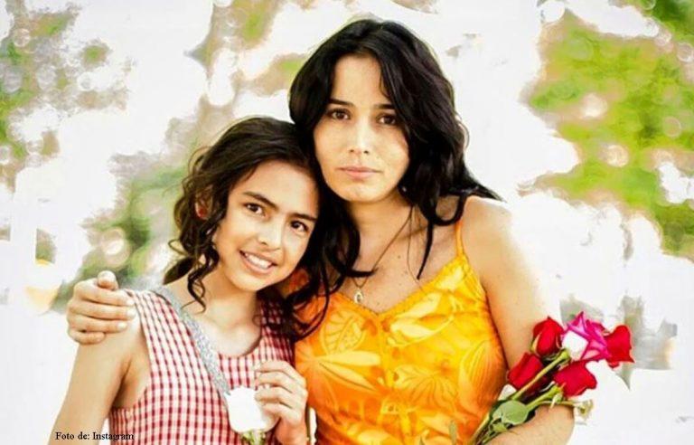 Flavia Laos: así lucía la actriz cuando era niña | America