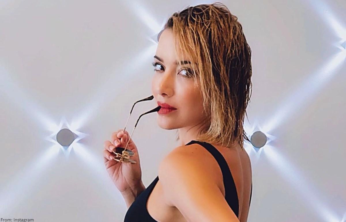 Catalina Gómez incendia las redes con sugestiva foto de su cola