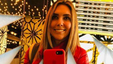 Divertido beso íntimo de Mónica Rodríguez causó gran rechazo