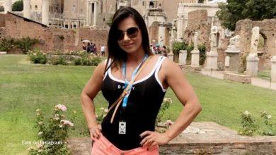 Esperanza Gómez incendió las redes con fotos sin brasier