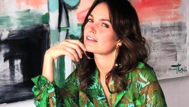 Juliana Galvis causa furor con sugestiva foto en ropa interior