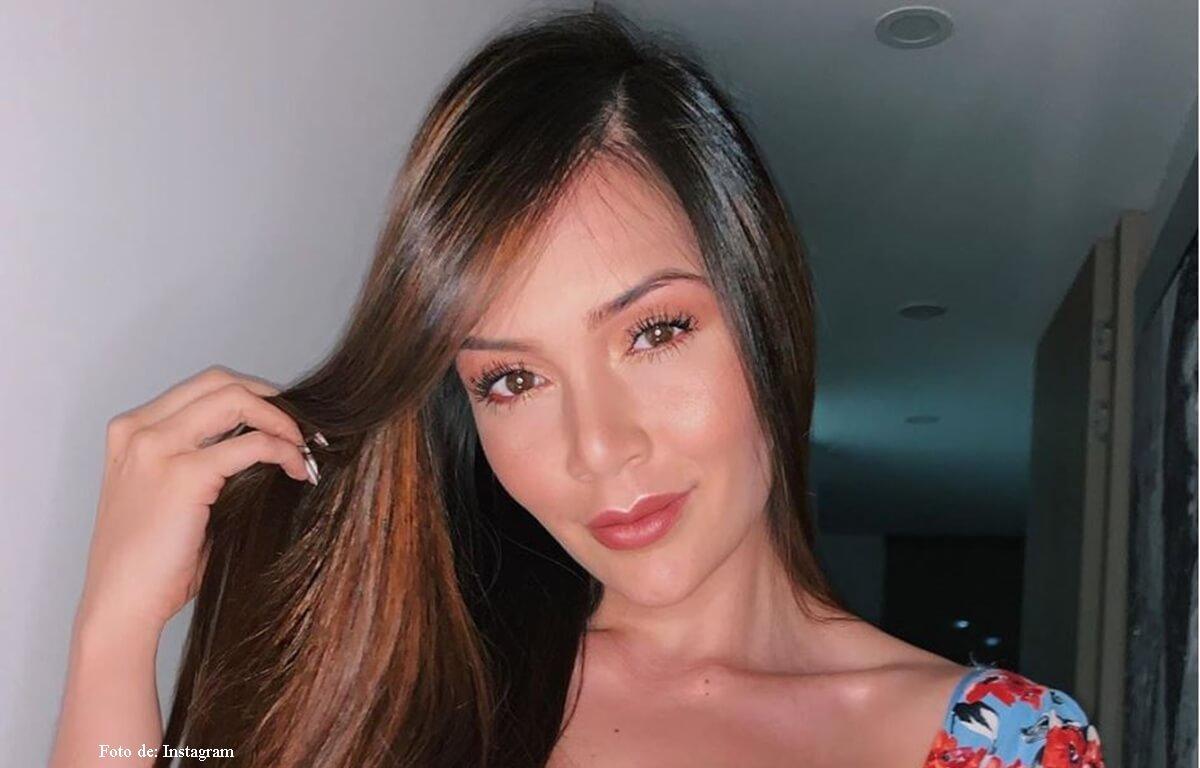 Lina Tejeiro reveló el nombre de sus exnovios