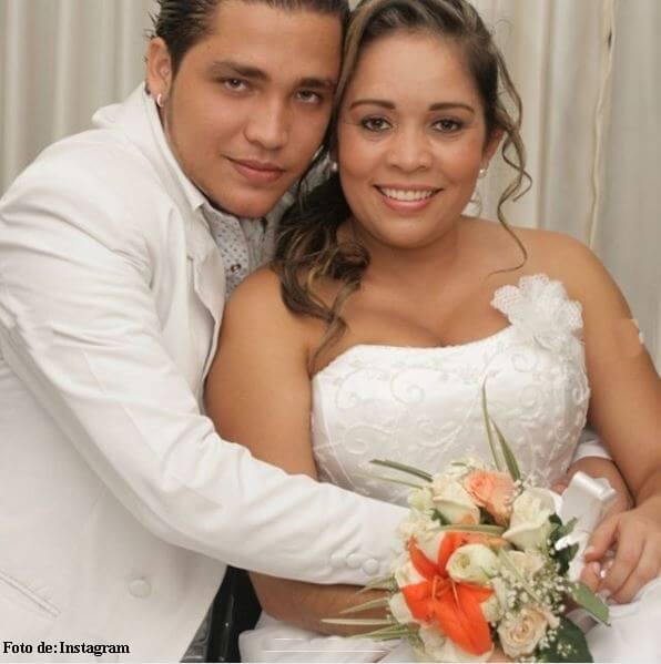 Fotos del matrimonio de Jessi Uribe y Sandra Barrios