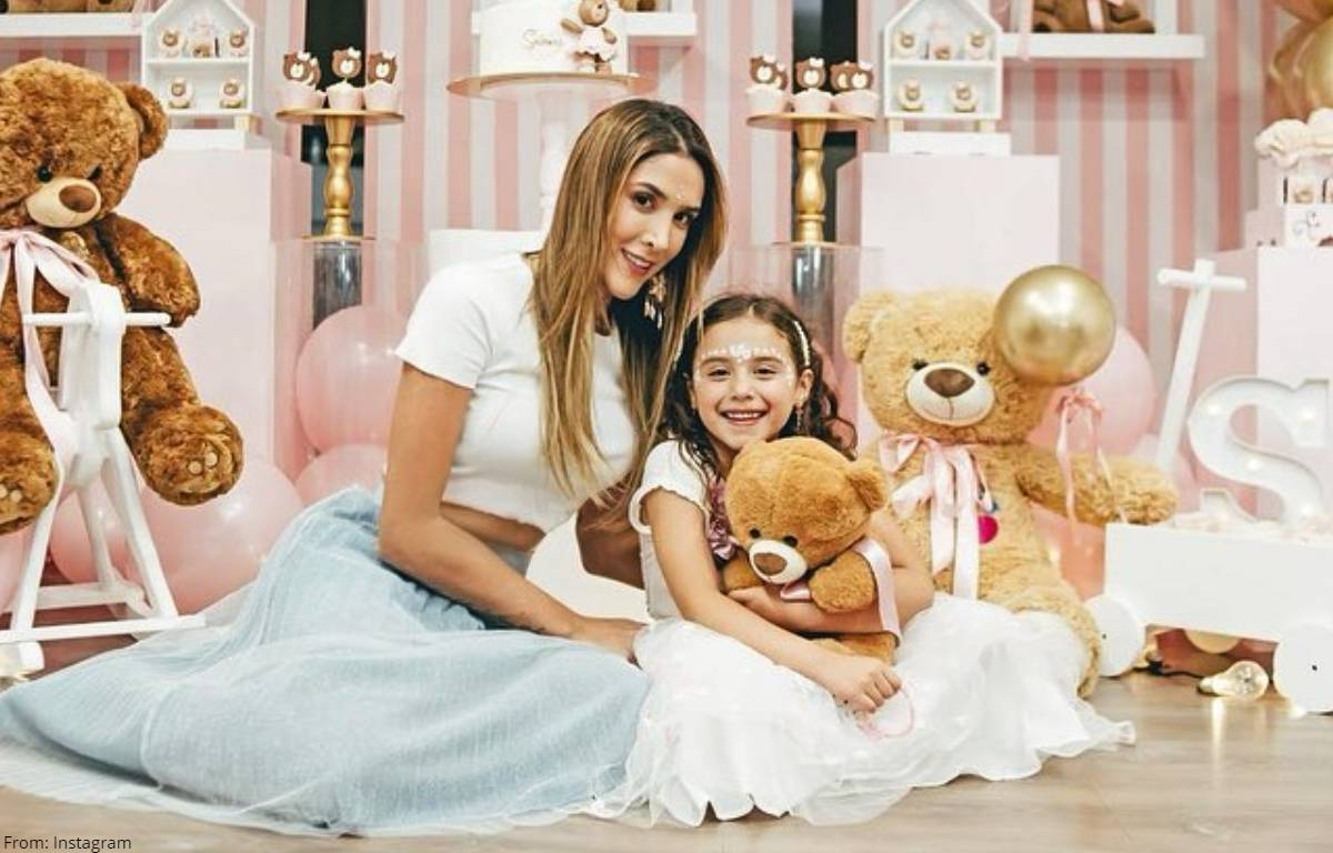 Polémica muestra de afecto de Daniela Ospina a Salomé