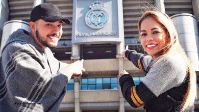 Sandra Barrios revela fotos de su matrimonio con Jessi Uribe