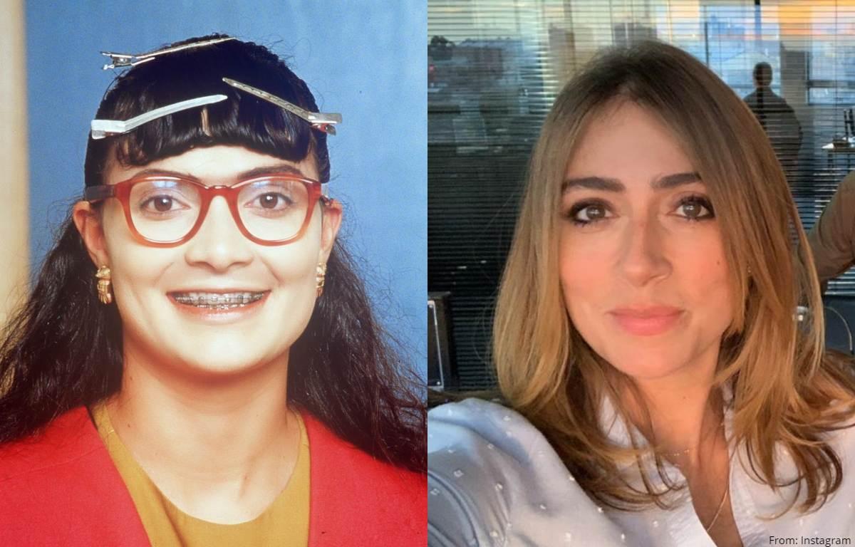 Verónica Orozco reveló cómo era Betty la fea de adolescente