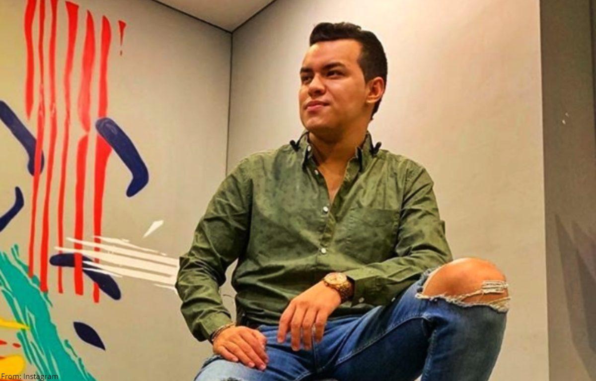 Yeison Jiménez incendió las redes posando con célebre modelo