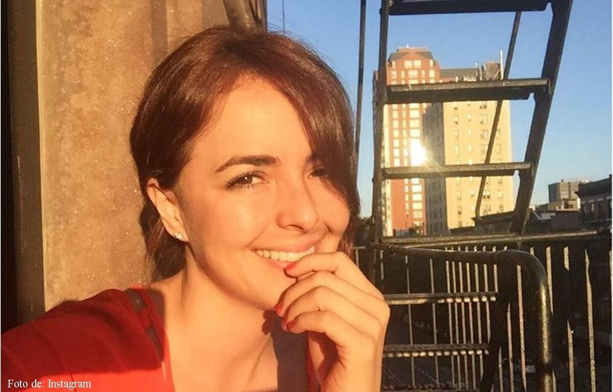 María Cristina Pimiento en Amor a la plancha